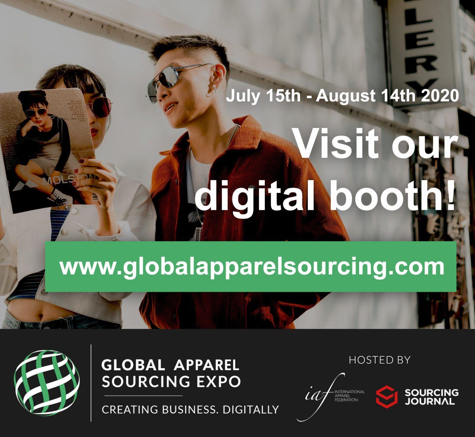 Digital Apparel Sourcing Expo